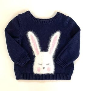 Old Navy Toddler Girl Bunny Sweater